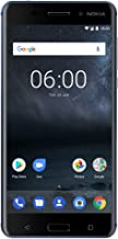 "Nokia 6 - 32 GB - Dual Sim Unlocked Smartphone (AT&T/T-Mobile/Metropcs/Cricket/Mint) - Update To Android 9.0 Pie - 5.5"" FH..."