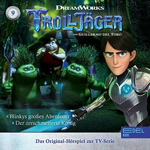 Blinkys großes Abenteuer / Der zerschmetterte König. Das Original-Hörspiel zur TV-Serie Titelbild