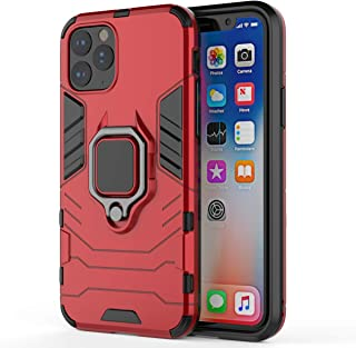 """YEEHO iPhone 11 PRO Max 6.5"""" Case Military Grade Phone Protector Drop Protection Case Shockproof Kickstand Impact Resistan..."""
