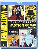 Watchmen: Complete Motion Comics [Reino Unido] [Blu-ray]