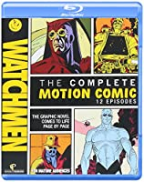 Watchmen: Complete Motion Comics [Blu-ray]