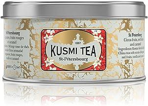 (KUSMI TEA) クスミティー サンクト ぺテルブルク 25g缶 [正規輸入品]