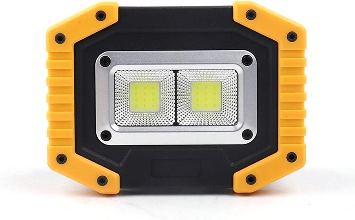 Yunhany Jacksonville Mall Direct Very popular 30W COB Rechargable Work LED Portable Water Light