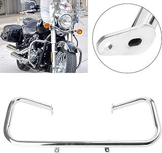 Yiwa Soporte Lateral para Motocicleta Kawasaki VN900 Classic VN900 Custom 07-15
