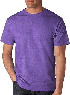 Anvil Lightweight T-Shirt (980) HEATHER PURPLE