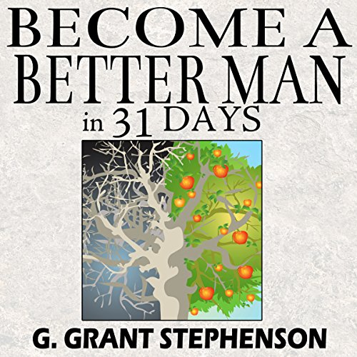Become a Better Man in 31 Days cover art