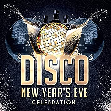 Disco New Year's Eve Celebration