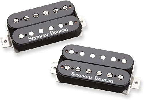 new arrival Seymour popular Duncan Pearly Gates Set online Black Electric Guitar Electronics outlet online sale