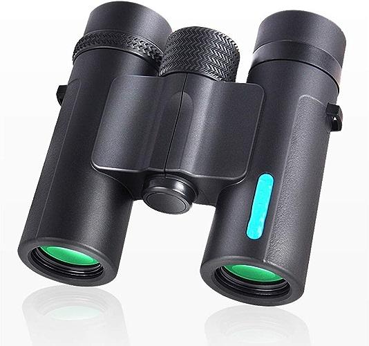 EAHKGmh Jumelles du télescope 10X26 for des Adultes, Jumelles durables for Regarder l'observation d'observation d'événements Sportifs avec Vision Nocturne de Faible luminosité