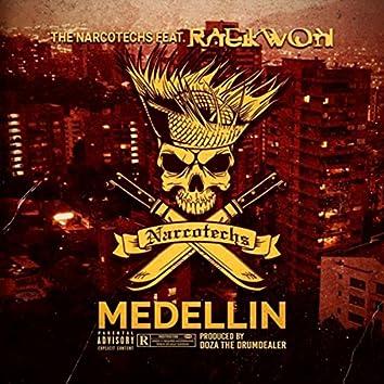 Medellin (Remix) [feat. Raekwon]