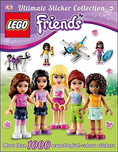 LEGO® Friends Ultimate Sticker Collection (Ultimate Stickers)