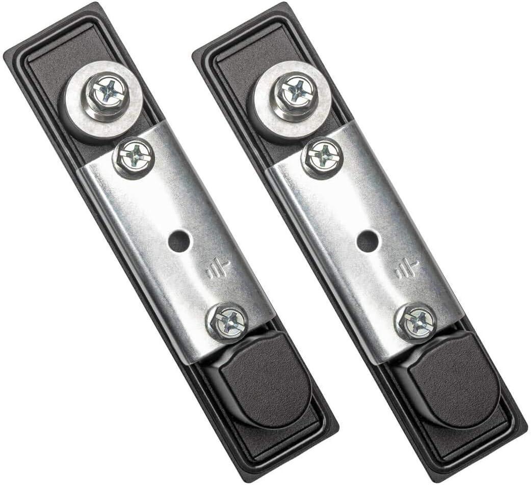 Tripp Lite Replacement Lock Rack Enclosure Server Cabinet, 2 Keys, Compatible with SmartRack Enclosures, Version 2 (SRHANDLE2),Black