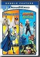 Megamind / Monsters vs. Aliens [DVD]