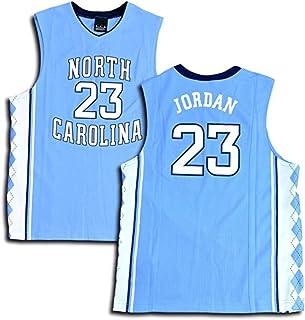 BenZent New North Carolina 23# Blue Men`s Jersey