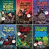 The Last Kids on Earth Series, 6-Book Set