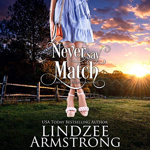 Never Say Match audiobook cover art