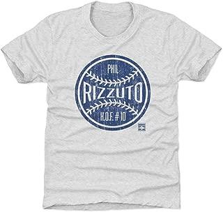 500 LEVEL Phil Rizzuto New York Baseball Kids Shirt - Phil Rizzuto Ball