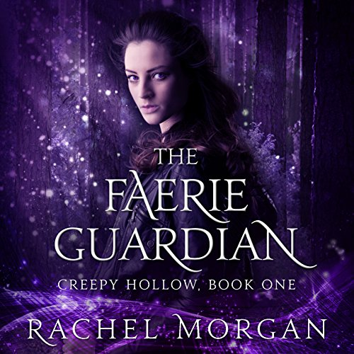 The Faerie Guardian audiobook cover art