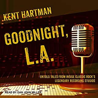 Goodnight, L.A. cover art