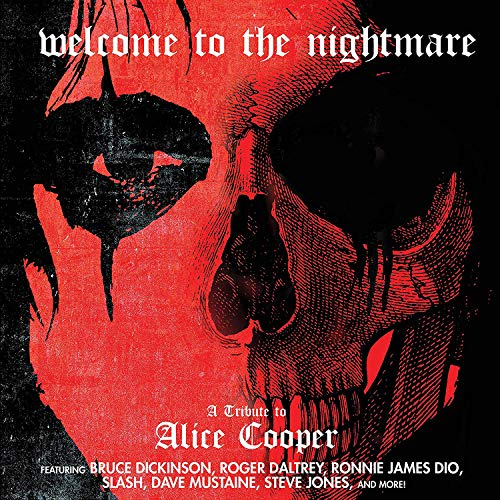 Welcome To The Nightmare - A Tribute To Alice Cooper / Various [Vinyl LP]
