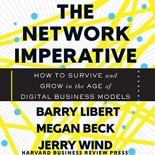 The Network Imperative audiobook cover art