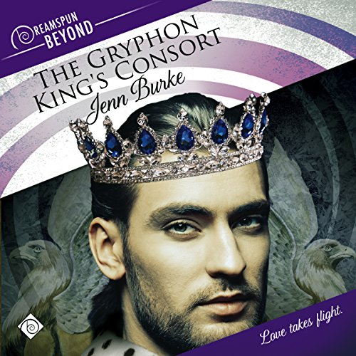 The Gryphon King's Consort audiobook cover art