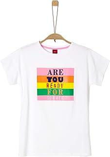 s.Oliver T- Shirt Kurzarm Fille