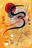 Poster 60 x 90 cm: Launelinie von Wassily