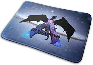 ARK Survival Evolved Outdoor Indoor 15.7 X 23.5 Inch Bathroom Anti-Slip Mat Polyester Front Door Anti-Slip Mat Bathroom Carpet