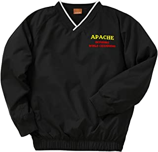 Apache Powerboats Offshore Champions Embroidered Wind Shirt