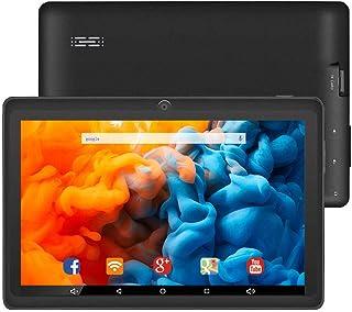 最新Android10.0タブレット 7インチタブレットWiFiモーデル クアッドコア1024*600 IPSディスプレイ ROM16GB 128GのmicroSDカードサポート プレゼント 目に優しい 大人*老人*子供に適当 Bluetoot...
