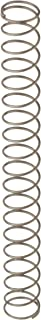 Music Wire Compression Spring, Steel, Metric, 8.63 mm OD, 0.63 mm Wire Size, 20.6 mm Compressed Length, 80.5 mm Free Length, 10.01 N Load Capacity, 0.17 N/mm Spring Rate (Pack of 10)
