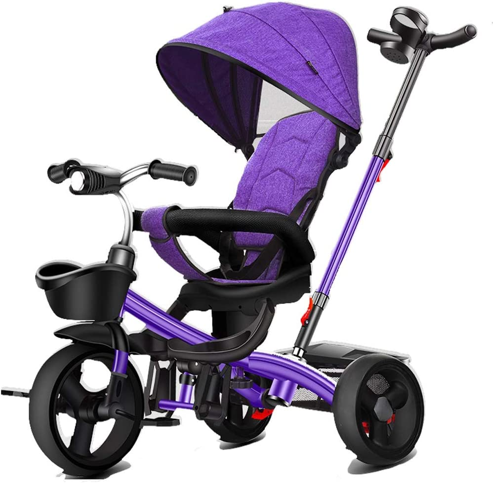 Moolo Kids Children Trike Tricycle Ride-On B Bike New 1-6 Courier shipping free Years Quantity limited
