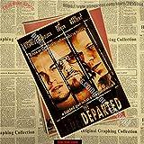 jiayouernv Oscar-Film The Departed Leonardo Dicaprio Matt