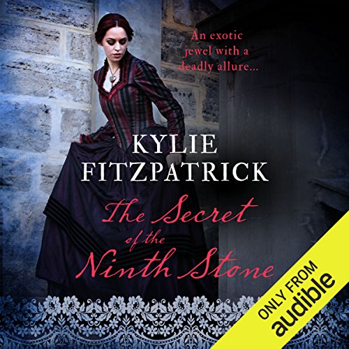 The Secret of the Ninth Stone audiobook cover art