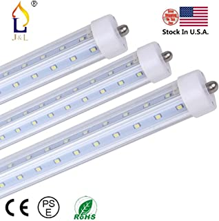 (15 PACK) 6ft 40W Led T8 V shape Tube light 70 inches Fluorescent replacement Light single pin home light Bulbs SMD2835 192LEDS for beer cooler& store room