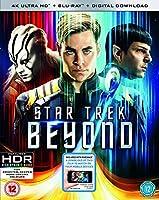Star Trek Beyond [4K UHD Blu-ray + Blu-ray] [2016]
