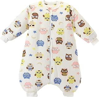 Rottweiler with Cigar Wearing Aviator Sunglass Unisex Toddler Baby 2-Piece Short-Sleeve Bodysuit Baby T-Shirt Set