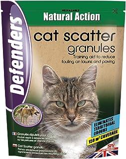 comprar comparacion Defenders Gránulos de dispersión para perros y gatos 500g, Repelente para gatos de jardín