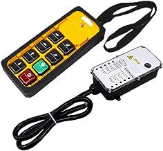 Eengreeps-lift controller, 3 veilige industriële elektrische lift, YU-6A lift afstandsbediening 220V