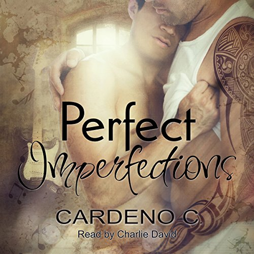 Perfect Imperfections audiobook cover art