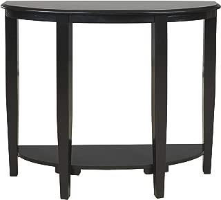 Ashley Furniture Signature Design - Altonwood Console Sofa Table - Half-Moon - Casual - Black
