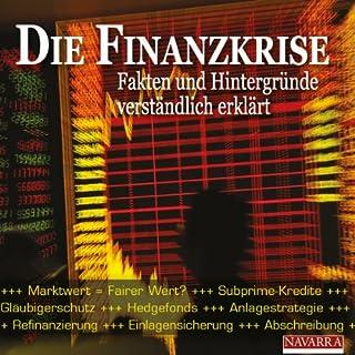Die Finanzkrise Titelbild