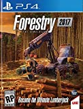 Forestry 2017: The Simulation - Sony PlayStation 4 - Standard Edition [video game]