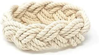 nautical knot rope bracelet