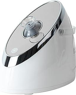 HoMedics Nano Facial Steamer - Verstelbare stoommondstuk en Compacte, draagbare basis om mee-eters te verzachten