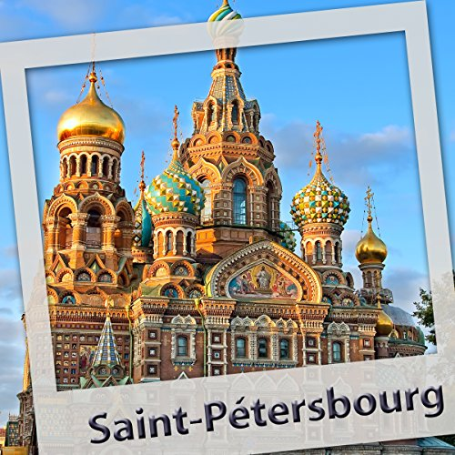 Saint Petersbourg. L'audioguide cover art
