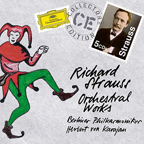 Strauss: Musiche per orchestra