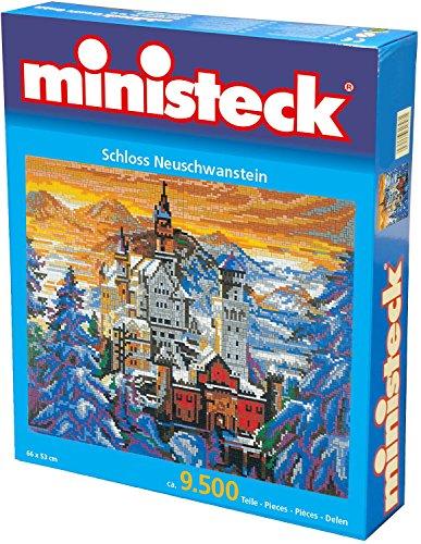 Ministeck 31832 - Schloss Neuschwanstein, ca. 9.500 Teile