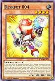 YU-GI-OH! - Deskbot 004 (CROS-EN035) - Crossed Souls - 1st Edition - Common